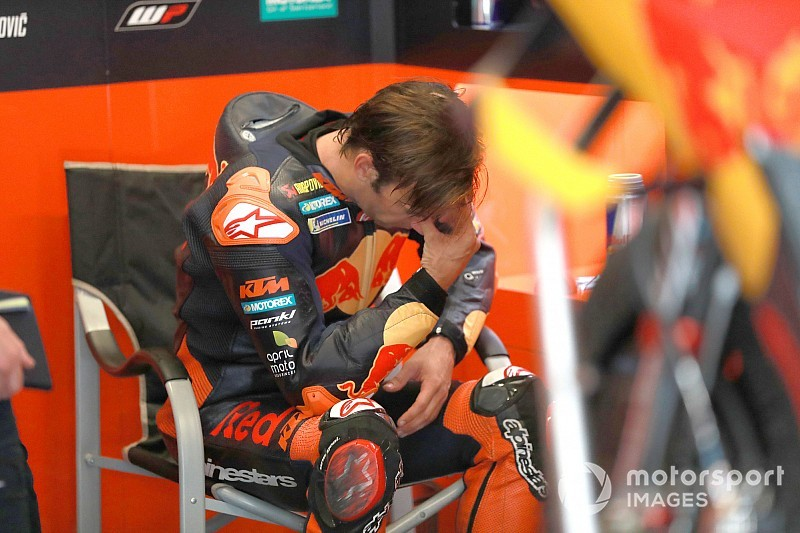 "Zarco: Race weekend ""stress"" obscuring progress with KTM"