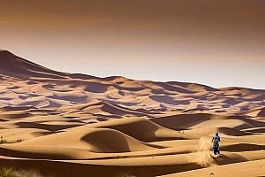 Al Attiyah y Van Beveren se lo toman con calma y acarician la victoria del Rally Merzouga