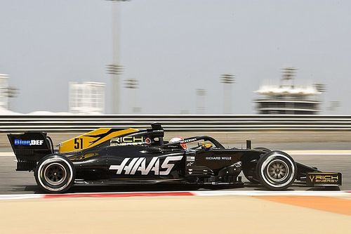 Gallery: Non-regular F1 drivers in Bahrain testing