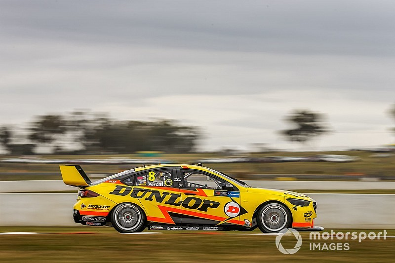 Tasmania Supercars: Percat tops pre-qualifying practice