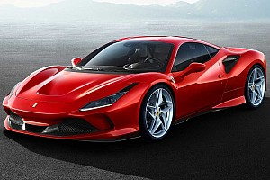 Ferrari n'envisage pas de version GTE pour la F8 Tributo