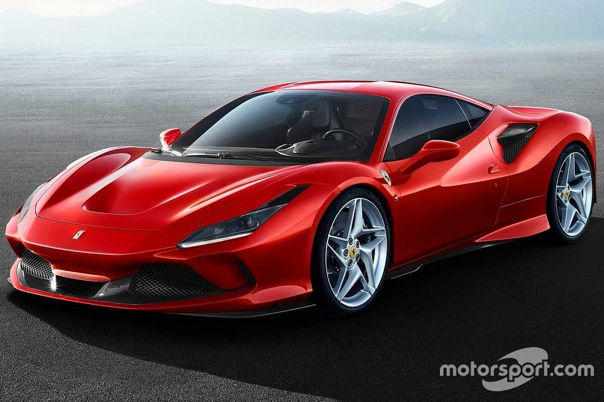 Ferrari has no plans for F8 Tributo GTE