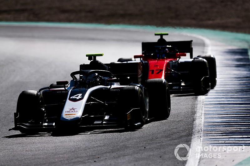 De Vries lidera el primer día de test de Fórmula 2 de 2019