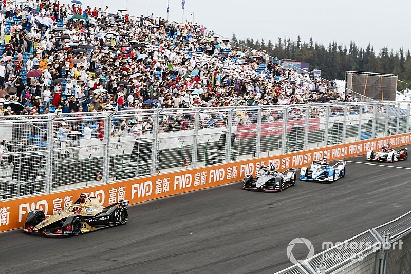 Formula E mulling China race cancellation due to outbreak