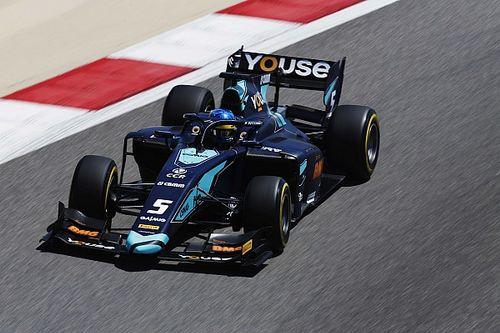 Bahrain F2: Sette Camara leads first practice of 2019