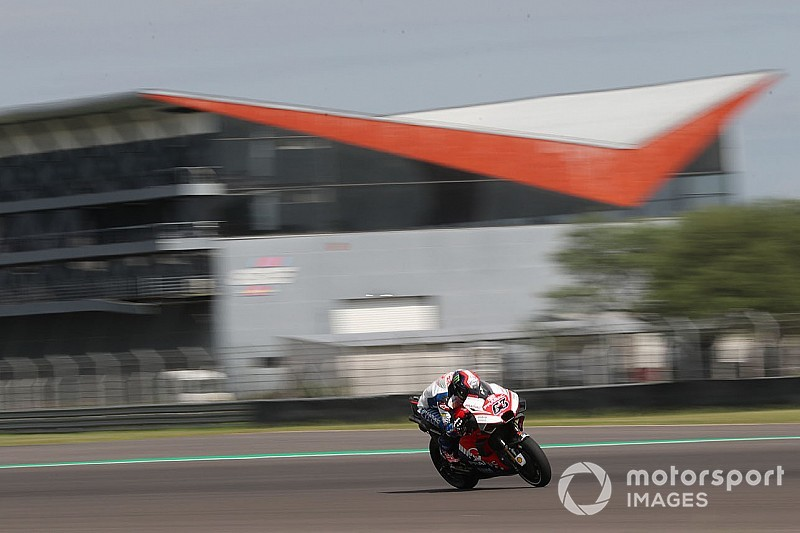 MotoGP in Argentinien: Die Trainings im Live-Ticker