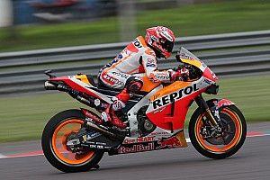 MotoGP, Termas de Rio Hondo, Libere 4: Marquez nel dominio Honda, Dovi terzo