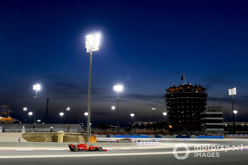 Qualifying for the Bahrain GP as it happened