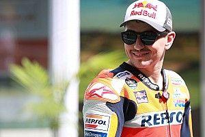 Lorenzo décide d'aller au bout de son contrat avec Honda