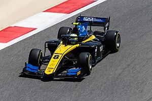 F2 Bahrain: Ghiotto pole, Gelael start ketujuh