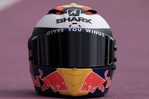 Chupa Chups pada helm Jorge Lorenzo