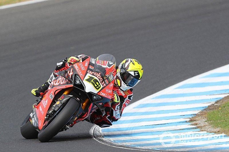 La Ducati Panigale V4 conquista l'Australia, Bautista vince anche Gara 2 e fa tris!