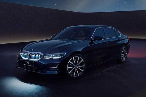 Speciális kivilágítással érkezik a BMW részéről a 3-as sorozat Gran Limousine Iconic kiadása