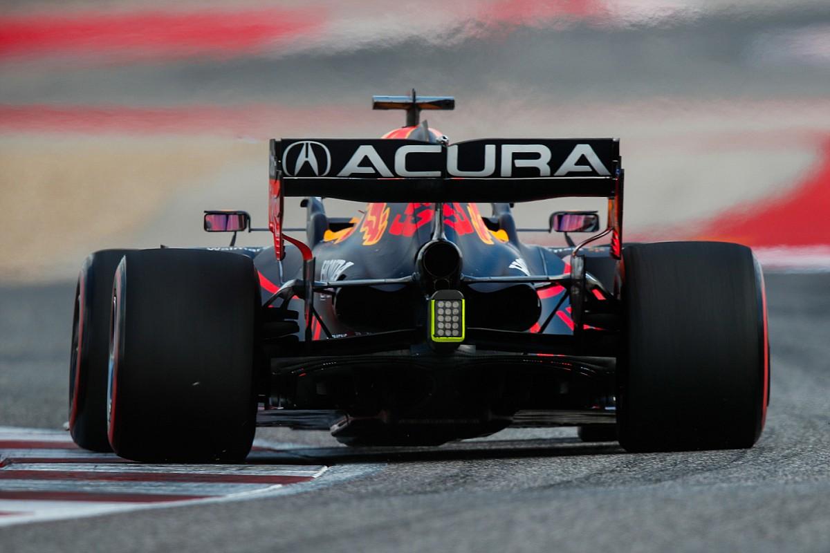 F1: Red Bull investiga 'rachadura' em asa de Verstappen vista antes de classificação