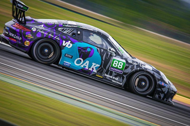 Porsche Cup: Frangulis e di Mauro saem na segunda fila na Endurance em Goiânia