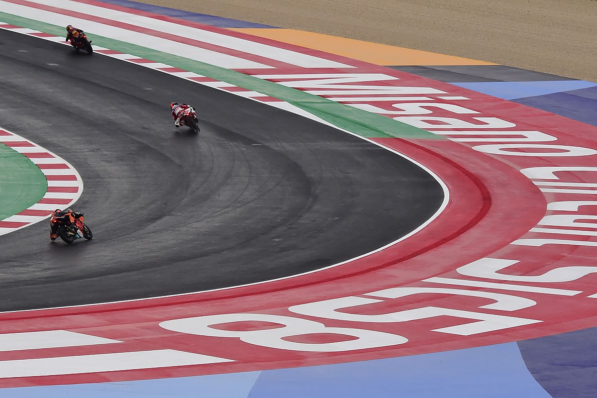 """Thumb for article title Rossi not certain new MotoGP age limits """"will fix all the problems"""""""