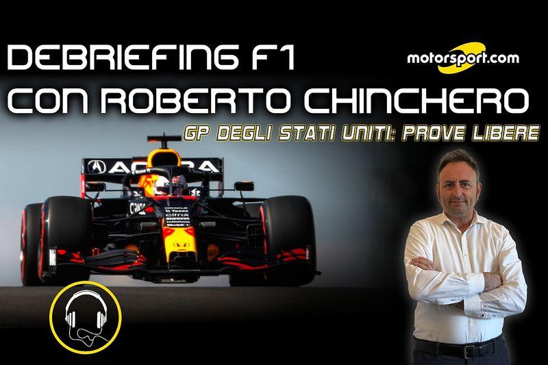 """Podcast F1   Chinchero: """"Max nervoso, la Mercedes è già a posto"""""""