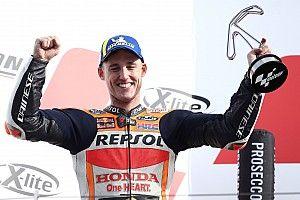 """Pol Espargaró enfin sur le podium avec Honda : """"C'est bon pour l'égo"""""""