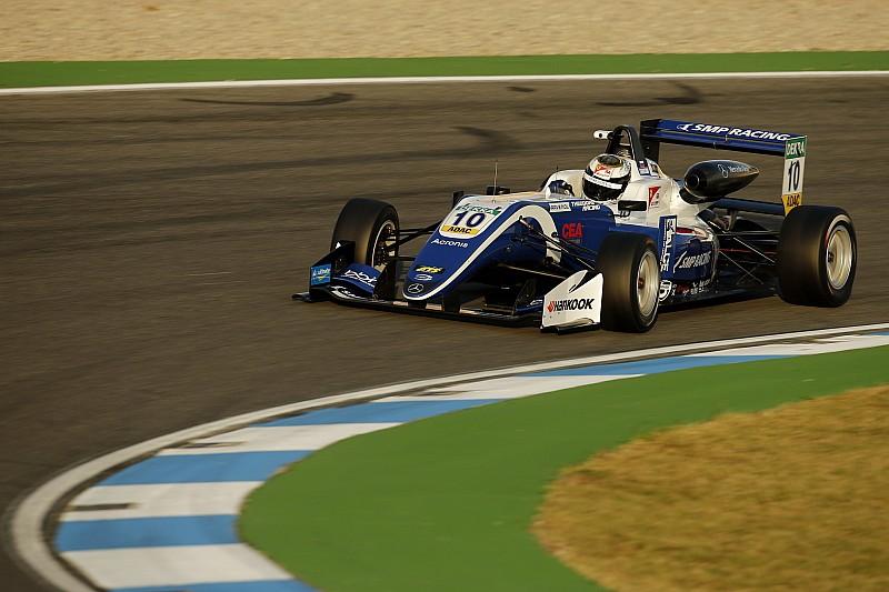 EK F3 Hockenheim: Shwartzman superieur in laatste race