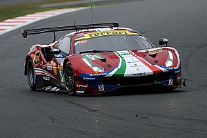 Ferrari takes BoP hit for Shanghai