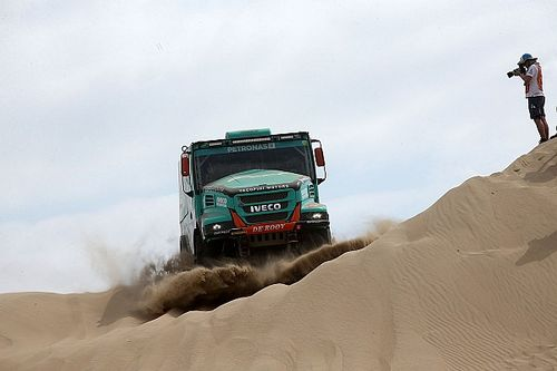 Dakar 2019: Petronas De Rooy Iveco in numbers