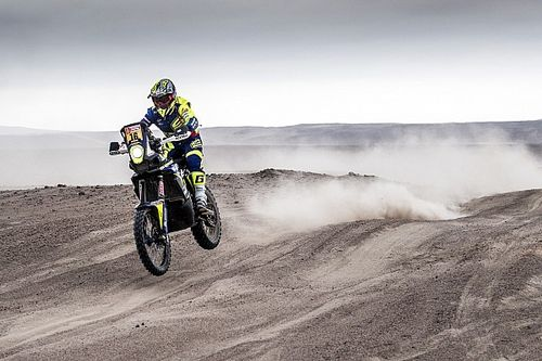 Dakar, Moto, Tappa 9: a sorpresa spunta Metge, Price gestisce la leadership