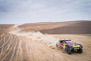 Autos, étape 6 - Le scratch pour Loeb, nouveaux ennuis pour Peterhansel