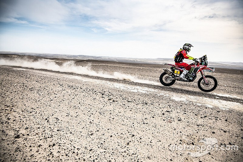 Barreda se cuela en el podio y Short gana el Rally de Marruecos