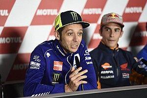Rossi berharap Marshal lebih profesional