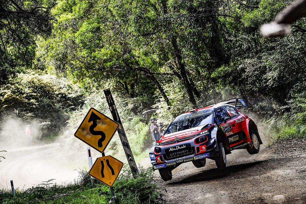 Australie : Østberg out chez Citroën, Breen in chez Hyundai