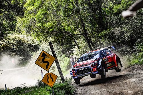 Ostberg's Citroen WRC outing called off with title decided