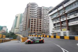 Huff suma otra pole en Macao, seguido de Guerrieri