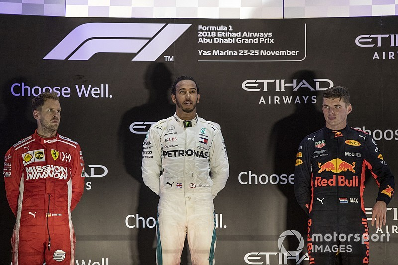 Horner: Verstappen é o piloto mais temido por Hamilton e Vettel