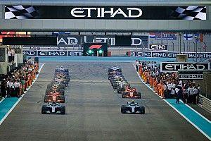 Los dorsales de los pilotos de F1 y el nombre oficial de cada equipo en 2019