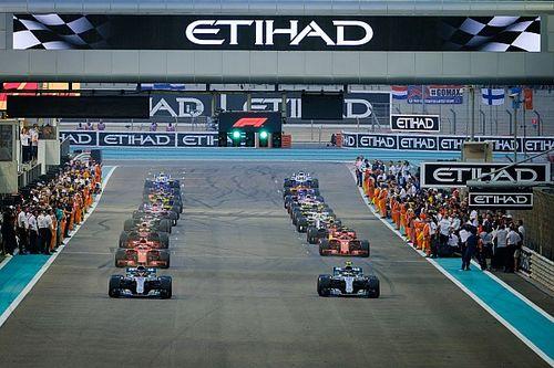 F1: les horaires TV de RSI, Sky et Canal+ du Grand Prix d'Abu Dhabi