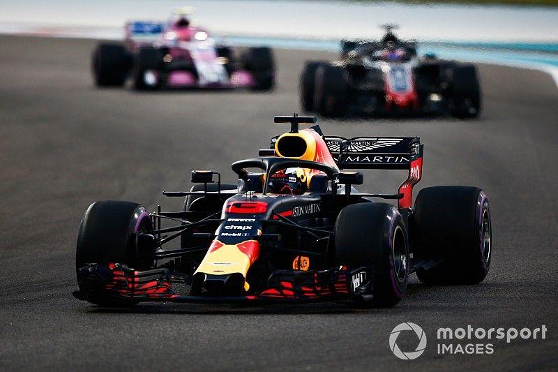 """El final de temporada de Red Bull fue """"confuso"""", según Ricciardo"""