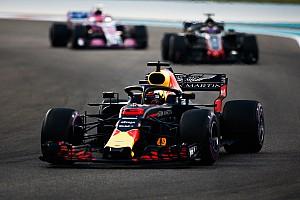 Ricciardo troublé par le regain de forme final de Red Bull