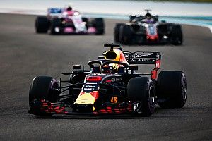"""El avance de Red Bull en el final de la temporada fue """"confuso"""" para Ricciardo"""