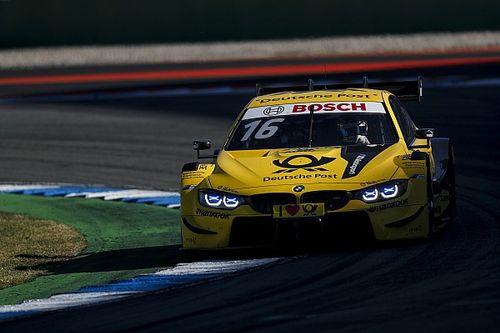 Glock konnte Hockenheim-Performance nicht halten: Ein Reifenproblem?
