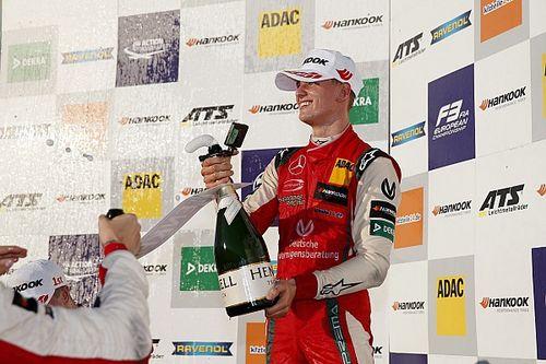 """Mick Schumacher az F3-as bajnoki címe után: """"Ezt nehéz szavakkal leírni"""""""
