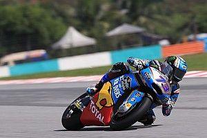 FP3 Moto2 Malaysia: Marquez menggebrak, Dimas-Topan di luar 20 besar