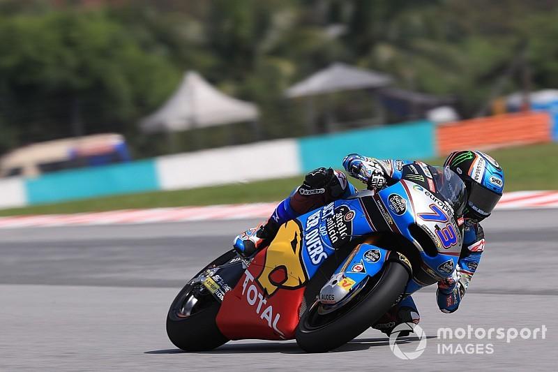 Moto2 Sepang: Marquez legt met sensationele ronde beslag op pole-position