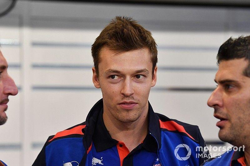 """Toro Rosso, Kvyat: """"Sono più maturo dopo lo stop del 2018? Preferisco che sia la pista a parlare"""""""