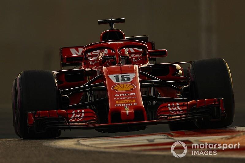 Photos - La deuxième journée des tests F1 d'Abu Dhabi