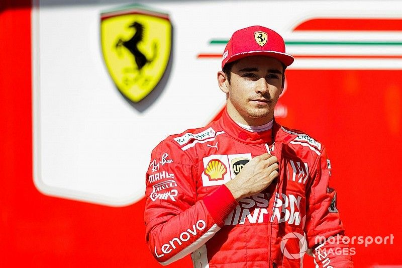 "Leclerc vivió un día ""emotivo"" al probar con Ferrari en Abu Dhabi"