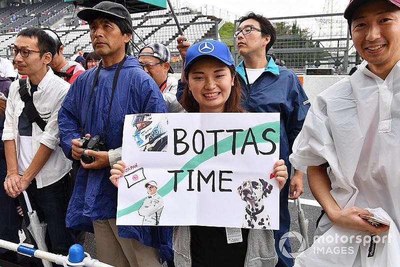 Bottas szerint, ha nem hólyagos Hamilton abroncsa és nincs rajta Vettel, nyerhetett volna
