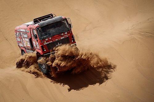 Dakar, Camion, Tappa 6: Viazovich con il Maz rompe l'egemonia Kamaz
