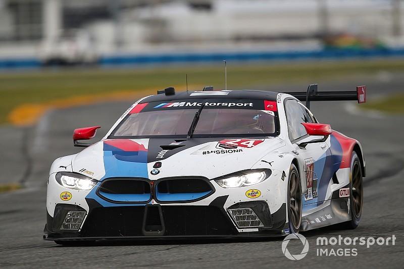 """Zanardi in Daytona: Liege """"gar nicht so weit hinter"""" den Teamkollegen"""