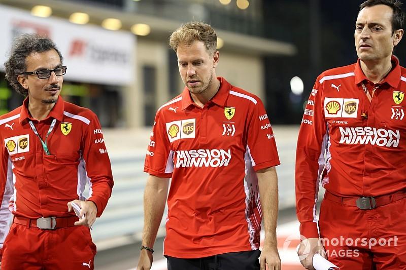 Binotto'nun Ferrari'deki temel yardımcısı Mekies olabilir