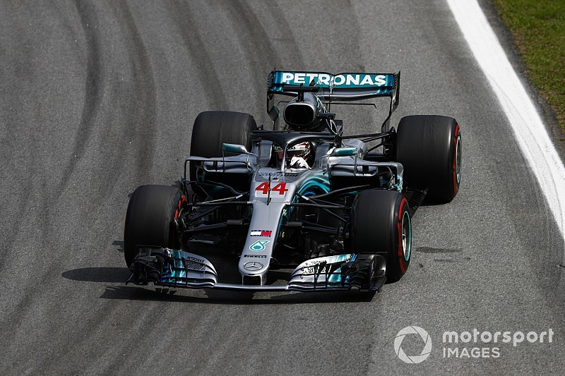 "Hamilton faced ""imminent"" engine failure in Brazil"